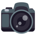 Camera on EmojiOne 4.0