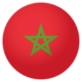 Morocco on EmojiOne 4.0