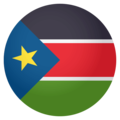 South Sudan on EmojiOne 4.0
