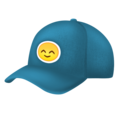 Billed Cap on Emojipedia 5.2