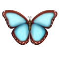 Butterfly on Emojipedia 5.2
