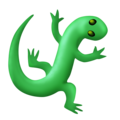 Lizard on Emojipedia 5.2