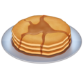 Pancakes on Emojipedia 5.2