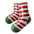 Socks on Emojipedia 5.2