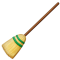 Broom on Emojipedia 6.0