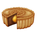 Mooncake on Emojipedia 6.0