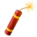 Firecracker on Emojipedia 11.1