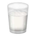 Glass of Milk on Emojipedia 11.1