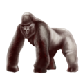Gorilla on Emojipedia 11.1