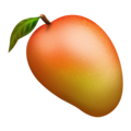 Mango on Emojipedia 11.1