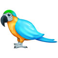Parrot on Emojipedia 11.1