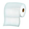Roll of Toilet Paper on Emojipedia 11.1