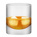 Tumbler Glass on Emojipedia 11.1