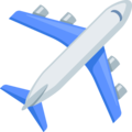 Airplane on Facebook 2.1
