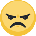 Angry Face on Facebook 2.1