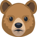 Bear Face on Facebook 2.1