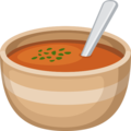 Bowl With Spoon on Facebook 2.1