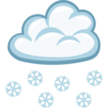 Cloud With Snow on Facebook 2.1