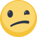 Confused Face on Facebook 2.1