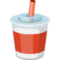 Cup With Straw on Facebook 2.1