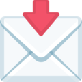 Envelope With Arrow on Facebook 2.1