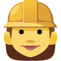 Woman Construction Worker on Facebook 2.1