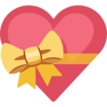 Heart With Ribbon on Facebook 2.1