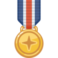 Military Medal on Facebook 2.1
