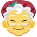 Mrs. Claus on Facebook 2.1