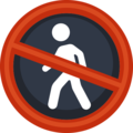 No Pedestrians on Facebook 2.1