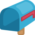 Open Mailbox With Lowered Flag on Facebook 2.1