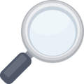 Right-Pointing Magnifying Glass on Facebook 2.1
