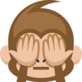 See-No-Evil Monkey on Facebook 2.1