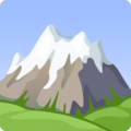 Snow-Capped Mountain on Facebook 2.1