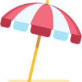 Umbrella on Ground on Facebook 2.1