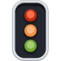 Vertical Traffic Light on Facebook 2.1