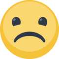 Frowning Face on Facebook 2.1