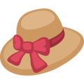 Woman's Hat on Facebook 2.1