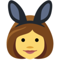Women With Bunny Ears Partying on Facebook 2.1