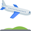 Airplane Arrival on Facebook 2.2