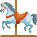 Carousel Horse on Facebook 2.2