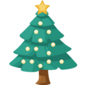 Christmas Tree on Facebook 2.2