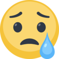 Crying Face on Facebook 2.2