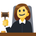 Woman Judge on Facebook 2.2