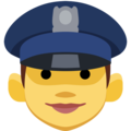 Woman Police Officer on Facebook 2.2