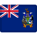 South Georgia & South Sandwich Islands on Facebook 2.2