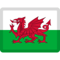 Flag for Wales (GB-WLS) on Facebook 2.2