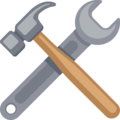 Hammer and Wrench on Facebook 2.2