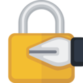 Locked With Pen on Facebook 2.2