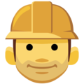 Man Construction Worker on Facebook 2.2